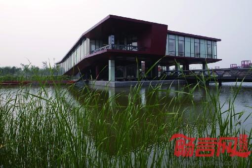 天津桥园桥文化博物馆