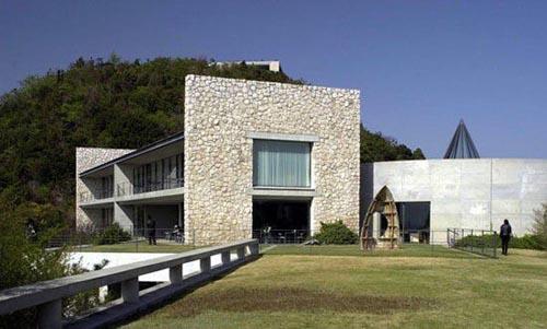 安藤忠雄与日本冈山直岛美术馆 -- 建筑畅言网