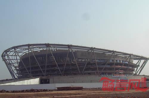 东莞篮球中心主体育馆