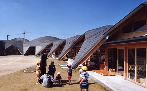 日本幼儿园区域环境布置