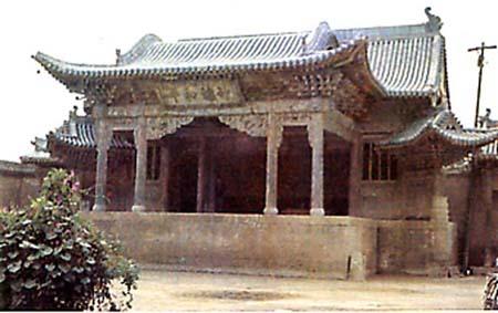 聚焦 五花八门的建筑设计之寺庙建筑文化 > 正文      净信寺古名安禅
