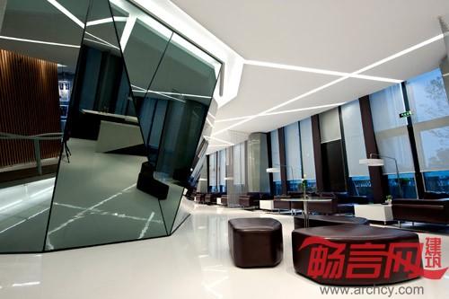 办公室 家居 起居室 设计 装修 500_333