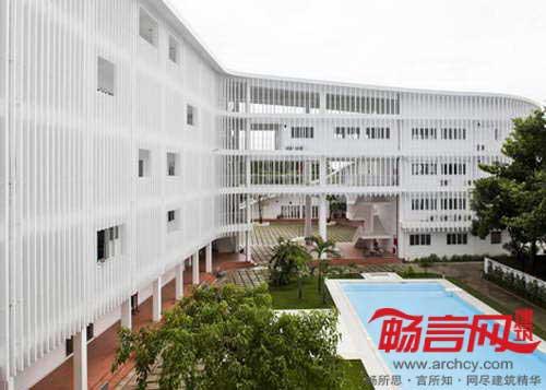 越南:平阳学校