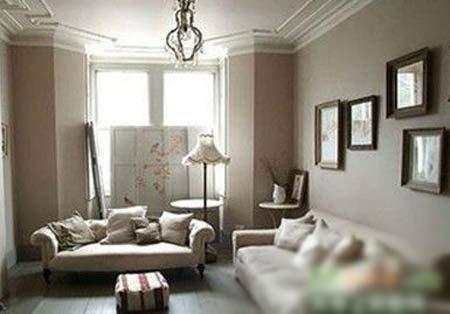 2012最新客厅落地窗装修设计方案
